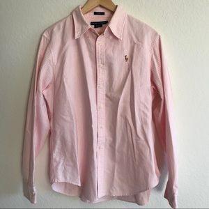 Ralph Lauren Polo Button Down Shirt Men's 16